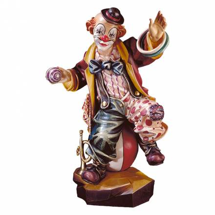 clown-jongleur