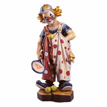 clown-tennisspieler