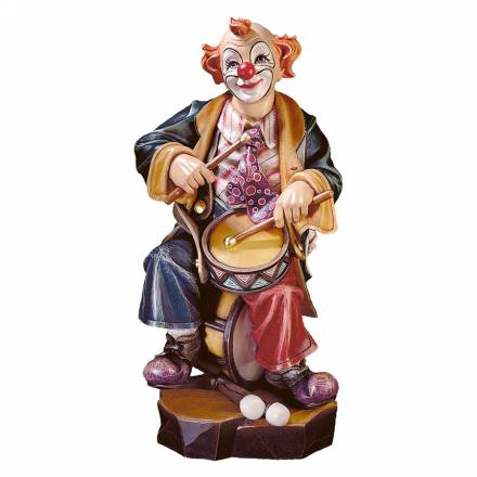 clown-trommler