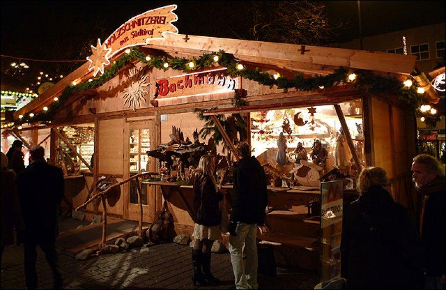 Weihnachtsmarkt 2014 in Dortmund, Kassel,Essen ...